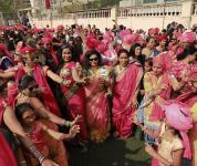 All women bike Rally mumbai 2018