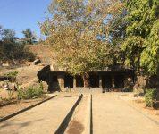 Heritage visit to mandapeshwar Caves