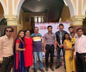 Telly Dhamal Nimki Mukhiya set visit